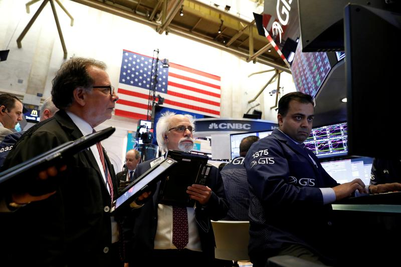 Wall Street jumps for second day; Amazon says Bezos to step down from CEO role