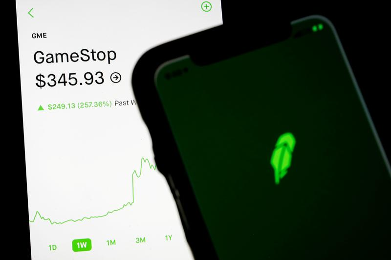 VRobinhood raises trading limit on five companies