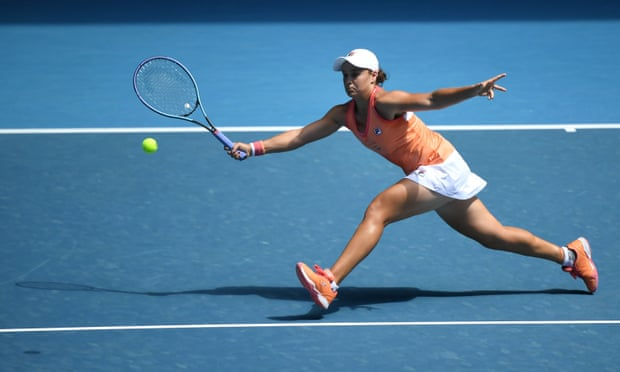 Barty wins thriller as top six women grace Melbourne Park on same day