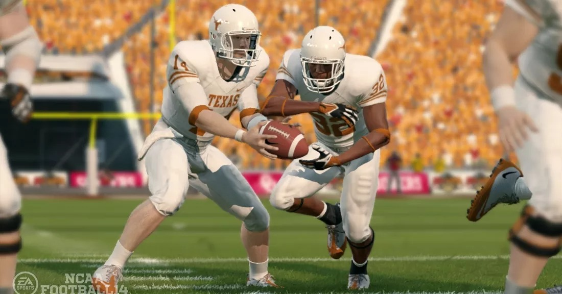 EA is bringing back college football games without college players